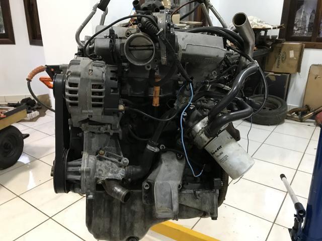 Motor 1.8 turbo completo e revisado - Foto 2