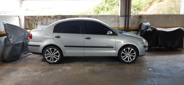 VW Polo Sedan - o melhor da OLX