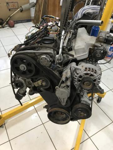 Motor 1.8 turbo completo e revisado