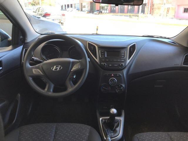 Hyundai hb20 1.0, completo 2019 revisado e com garantia, muto novo ! extra! - Foto 9