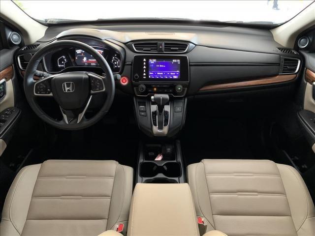 HONDA CRV 1.5 16V VTC TURBO GASOLINA TOURING AWD CVT - Foto 7