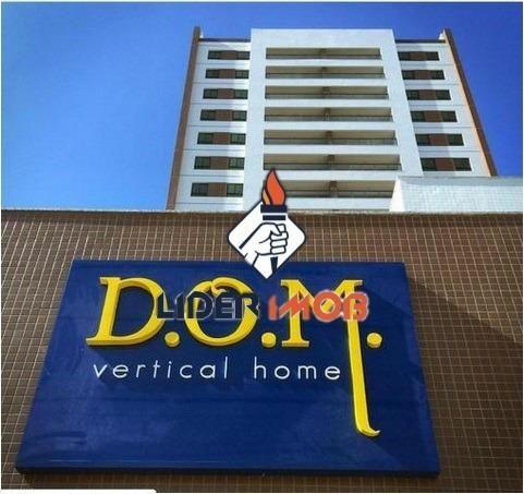 Apartamento 3/4 para Venda na Santa Mônica - Condomínio DOM Vertical - Foto 4