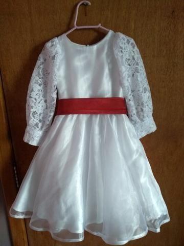 Vestido daminha /batizado - Foto 2