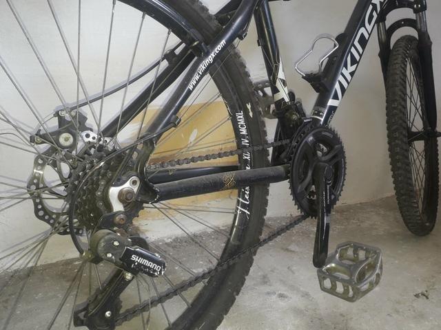 Bicicleta vikingx aero x55 (vende-se)