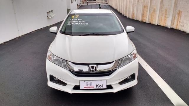 Honda City 1.5 EXL Aut. Flex 17/17 - Foto 2