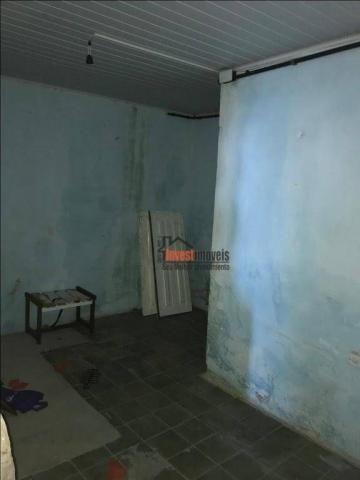 Para uso residencial ou comercial a combinar, com vista para o MAR - Casa para reformar co - Foto 12