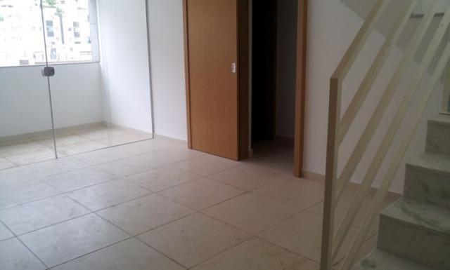 Cobertura à venda com 3 dormitórios em Buritis, Belo horizonte cod:12007