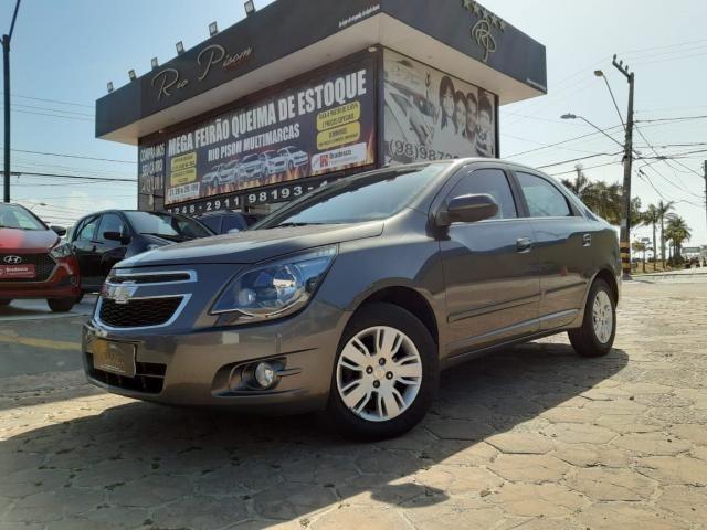 GM Cobalt LTZ 1.8 Automático 14/15 - Troco e Financio!
