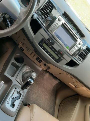Hilux SW4 3.0 SRV 4X4 Automático - Foto 11