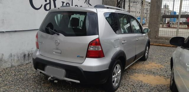 Nissan Livina 1.8 Flex Automático 2014 - Foto 4