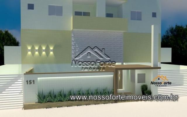 Lançamento Apartamento no Canto do Forte em Praia Grande