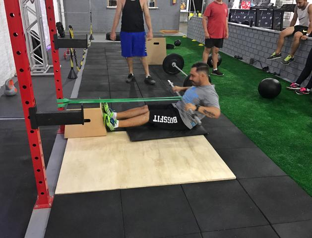Power Hack - Agachamento - Crossfit   Funcional 8932082d3e738