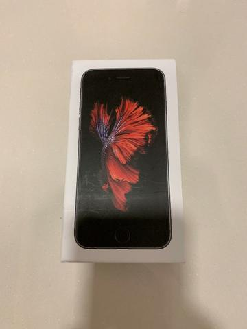 Iphone 6S Cinza 128Gb