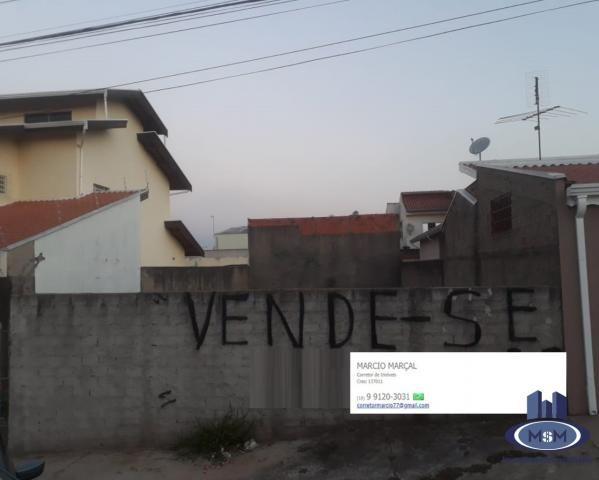 Terreno à venda em Jardim terras de santo antônio, Hortolândia cod:TE00002 - Foto 2