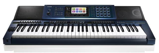 846d2f30255 Casio Teclado Mzx500 Produto Novo Loja Fisica - Instrumentos ...