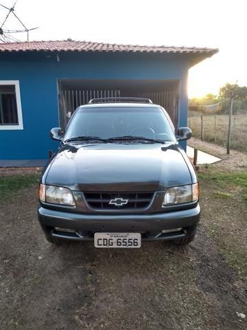 Chevrolet Blazer Dlx 1996 Carros Vans E Utilitrios Corumbata