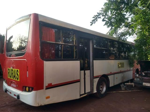 Ônibus Mercedes apache - Foto 2