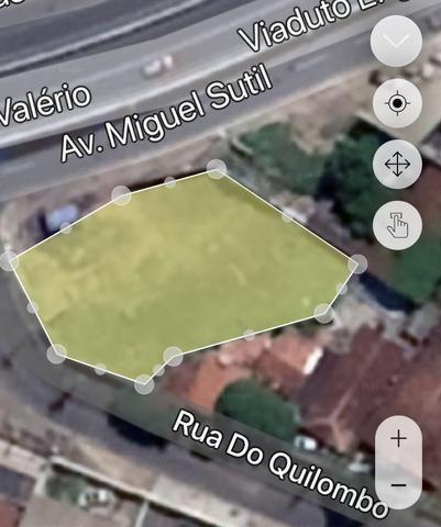 Terreno Avenida Miguel Sutil 770 m2 documentado