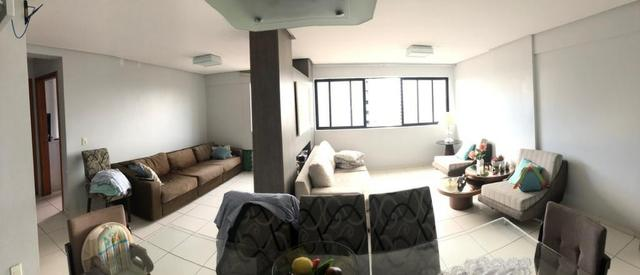 Apartamento tipo Cobertura duplex com 3/4 +DCE , nascente e bastante ventilada ( Jatiúca ) - Foto 16