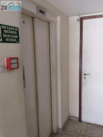 Apartamento para alugar com 1 dormitórios em Icaraí, Niterói cod:40 - Foto 7