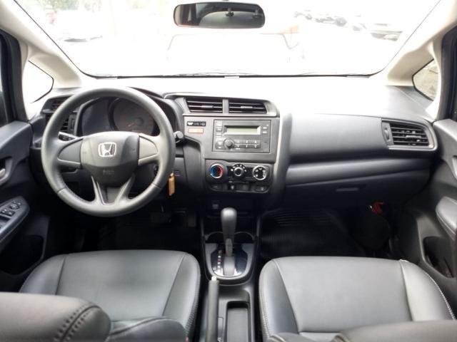 HONDA FIT 2014/2015 1.5 LX 16V FLEX 4P AUTOMÁTICO - Foto 7