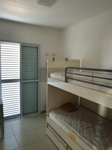 Apartamento à venda com 3 dormitórios em Indaiá, Caraguatatuba cod:228 - Foto 10
