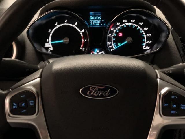Ford New Fiesta Sed. Titanium 1.6 Powershift Automático 2014 - Foto 12