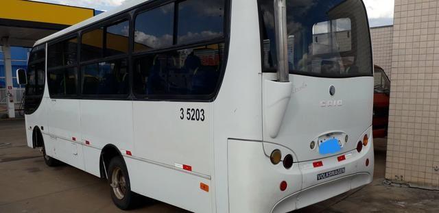 Ônibus vw 8.150 Caio Piccolo - Foto 5