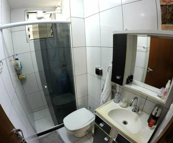 Excelente apartamento 2 quartos com 1 vaga de garagem em Valparaíso Serra/ES - Foto 6