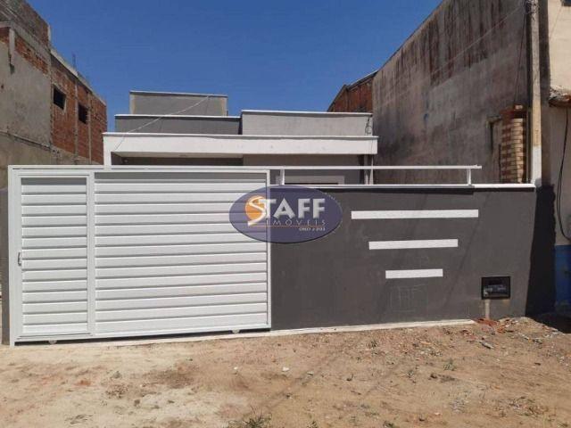 RRS:Lindas casa 2 quartos com área gourmet na planta em Unamar-Cabo Frio!! - Foto 2