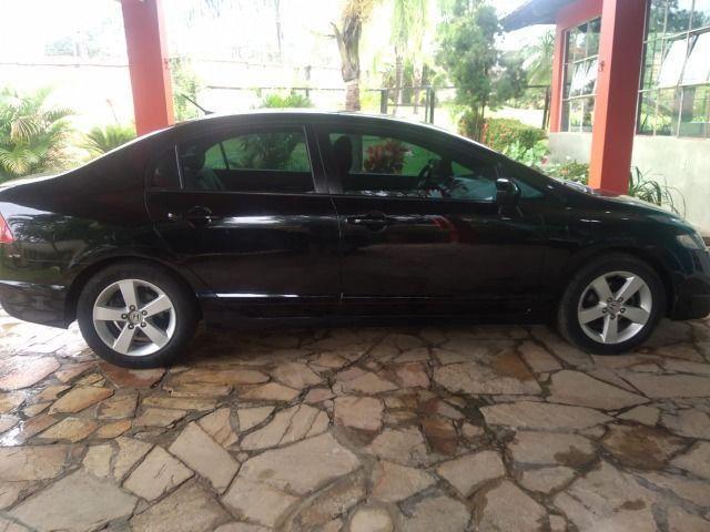 """"""" Lindo Honda Civic Lxs 1.8 Automático Flex 2009/2010 completo.'' - Foto 2"""