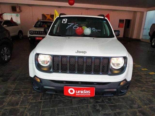 Jeep Renegade Sport Flex 1.8 A/T - 2019 - Promocional