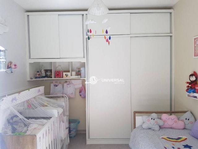 Apartamento Garden com 3 dormitórios à venda, 80 m² por R$ 234.000,00 - Bairu - Juiz de Fo - Foto 15