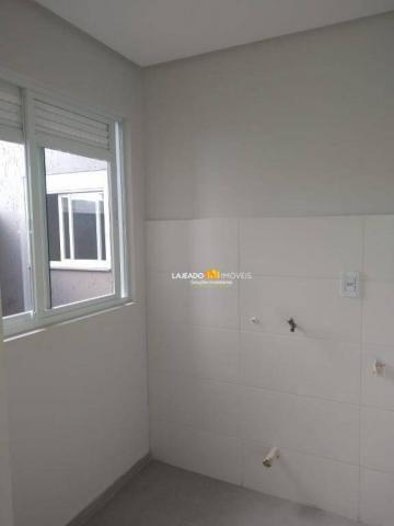 Apartamento com 2 dormitórios para alugar, 62 m² por R$ 825/mês - São Cristóvão - Lajeado/ - Foto 7