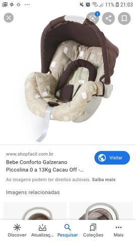 Bebe conforto gazerano - Foto 2