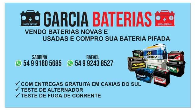 Baterias novas e recondicionadas - Foto 4
