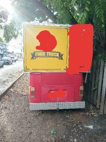 Kombi food truck, pronta pra uso. Leia. valor 9 mil só a vista - Foto 3
