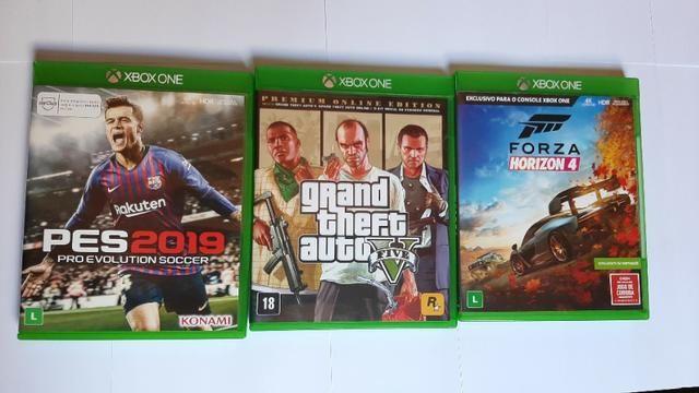 Console Xbox one X + 3 jogos - Foto 4