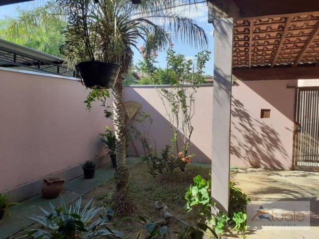 Casa com 2 dormitórios à venda, 50 m² por R$ 240.000 - Parque Nova Veneza/Inocoop (Nova Ve - Foto 2