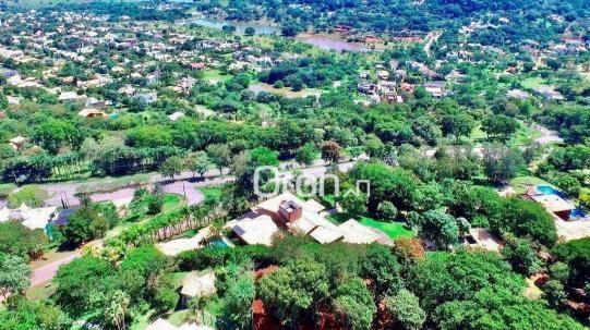 Sobrado à venda, 400 m² por R$ 2.500.000,00 - Residencial Aldeia do Vale - Goiânia/GO - Foto 20