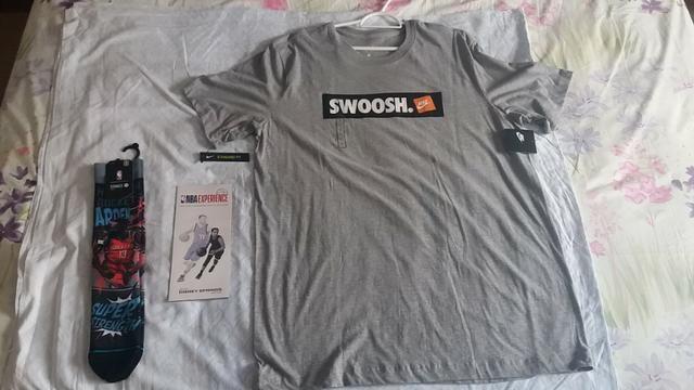 Camisa Nike original ,nova no plástico, para amantes do Basquete e esportistas em geral - Foto 3
