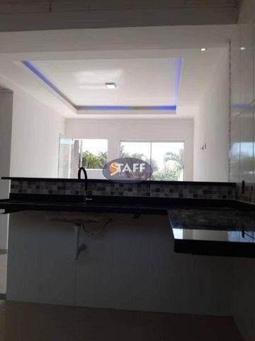 RRS:Lindas casa 2 quartos com área gourmet na planta em Unamar-Cabo Frio!! - Foto 3