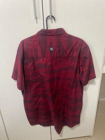 Camisa Social Thug Nine - Foto 2