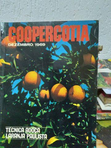 Revista coopercotia 1972 raríssimas - Foto 3