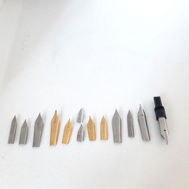 Penas canetas tinteiro, Wing Flow, Compactor e Signature