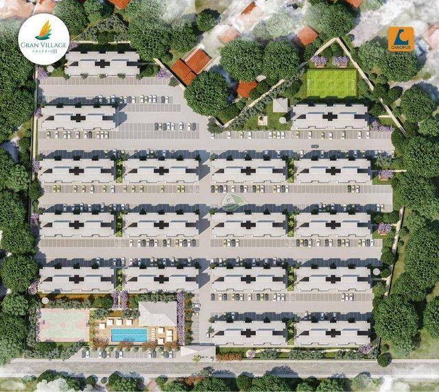 Apartamento à venda, 49 m² por R$ 169.735,00 - Centro - Eusébio/CE - Foto 11