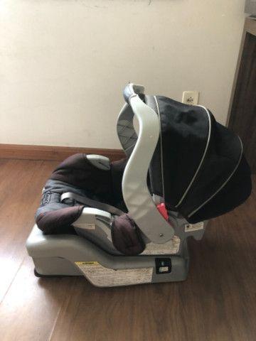 Vendo Bebê conforto graco 2 em perfeitas condições - Foto 4