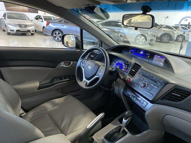 Honda CIVIC Civic Sedan LXR 2.0 Flexone 16V Aut. 4p - Foto 8