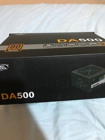 Fonte PC Deep Cool DA500w