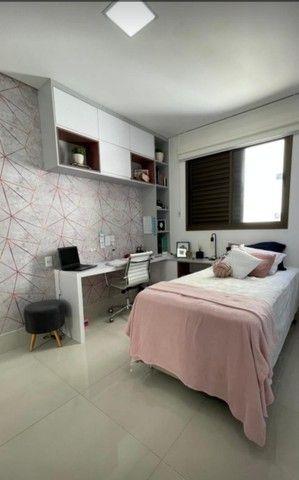 Apartamento para venda possui 182m2 4 suítes Jd das Américas - Foto 9